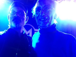 Christopher and Silver Apples, Motorco, May 19, 2016